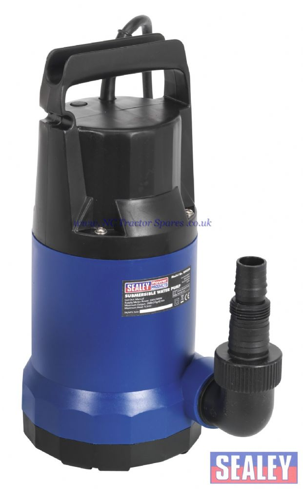 Submersible Water Pump 250ltr/min 230V